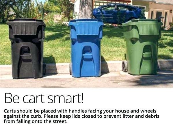 Be cart smart